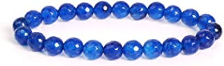 tom+alice 8MM Beaded Women Stretch Bracelet Natural Stone Lava Rock Diffuser Crystal Headwear Elastic Yoga Agate Handcut Beads Bangle