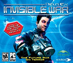 Deus Ex: Invisible War (Jewel Case) - PC