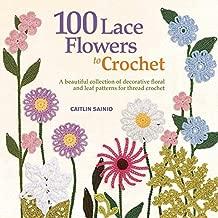 flower doily crochet pattern free