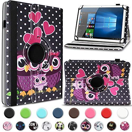 UC-Express Tablet Schutzhülle kompatibel für i.onik TW 8 Serie Windows Pad Tasche Stand Cover Case, Farben:Motiv 5