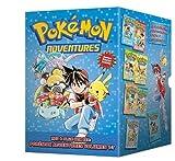 Pokémon Adventures Red & Blue Box Set: Set includes Vol. 1-7 (Pokemon)