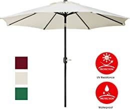 sunbrella patio umbrella replacement frame
