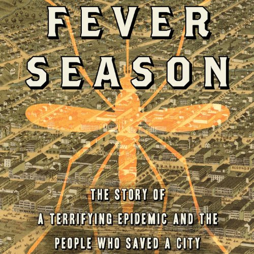 Fever Season audiobook cover art