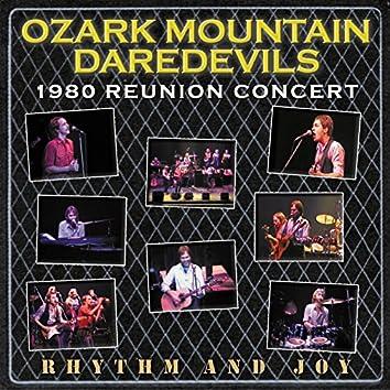 Rhythm And Joy: 1980 Reunion Concert