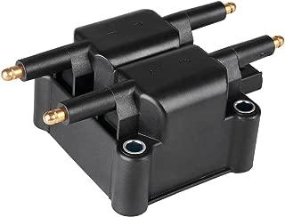 Ignition Coil for Chrysler PT Cruiser - Dodge Caravan/Neon/Stratus/Viper/RAM 1500/2500/3500 - Jeep Liberty/Wrangler (1 pack)