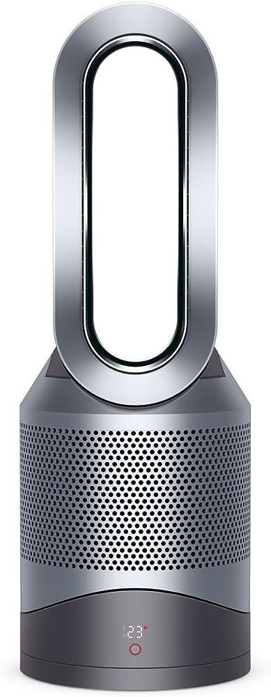 dyson pure hot+cool - purificatore d`aria/riscaldamento/ventilatore da tavolo 5025155031780