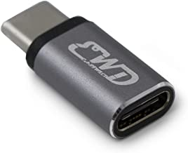 EASTWILD USB C Male to USB C Female Adapter Extension Type C Extender for Samsung DeX, Compatible with Galaxy S9 / S9 Plus/Note 8 / S8 / S8 Plus MacBook air and MacBook pro and All USB C Devices