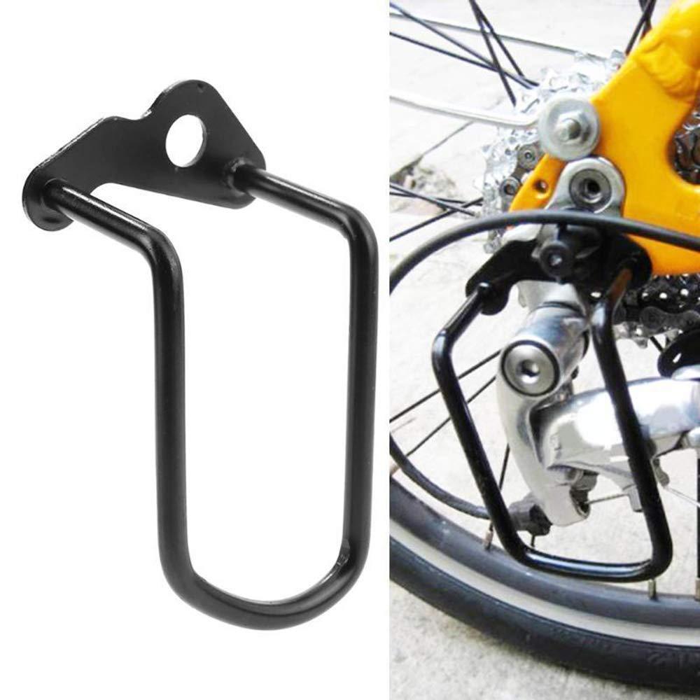 Protector de Cambio de Bicicleta Ciclismo Bicicleta Hierro ...