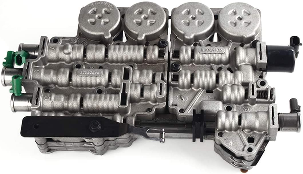 GJ Transmission Valve Body Fits for SRX shop Catera Limited time cheap sale CTS Cadillac 5L40