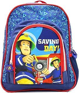 Sam el bombero Mochila infantil para guardería