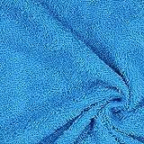 Fabulous Fabrics Frottee – türkis — Meterware ab 0,5m