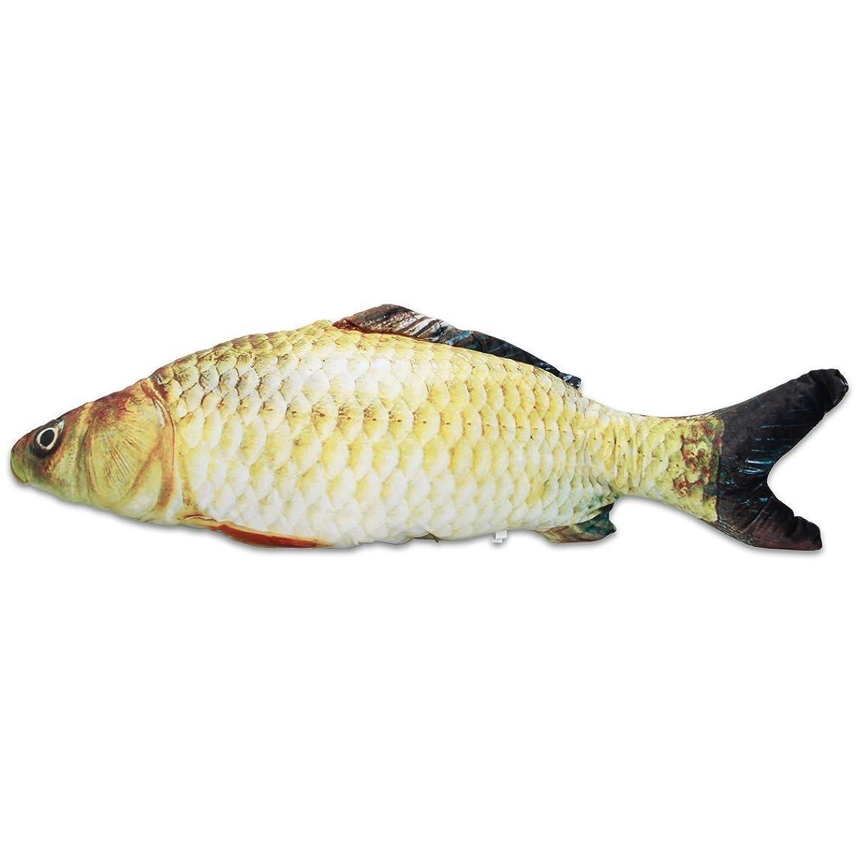 慰めルアー浮くおもしろグッズ 魚抱き枕 超リアル 本物そっくり おもちゃ (100cm)