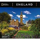 2020 England NG Wall Calendar,...