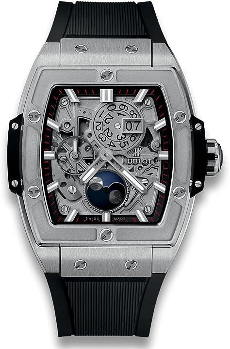Orologio hublot watch 647.nx.1137.rx spirit of big bang titanio - 42 mm