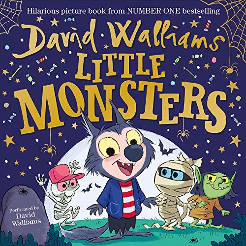 Little Monsters cover art