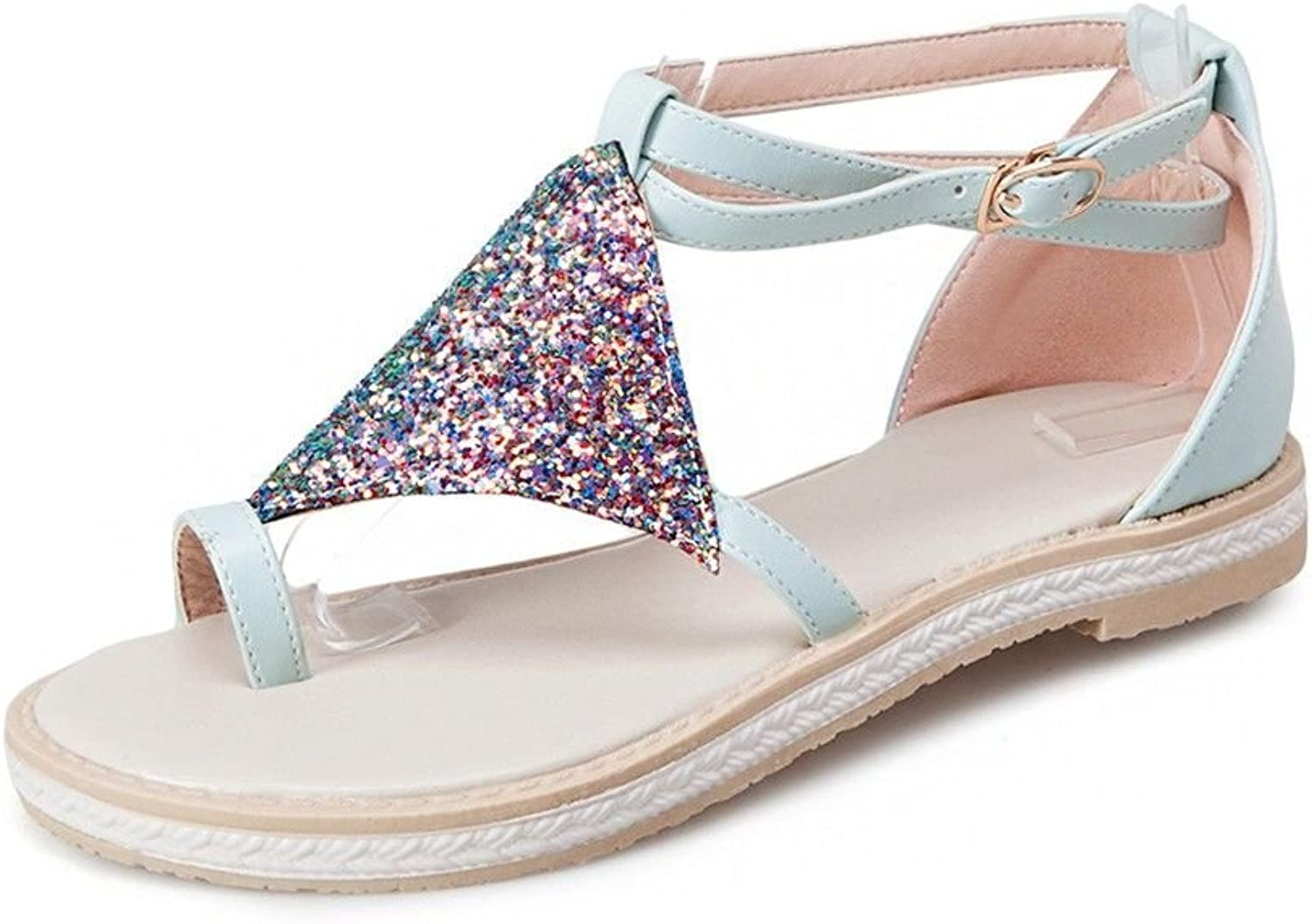 In The Summer, Low and Sweet Leisure Students Clip Toe Sandals