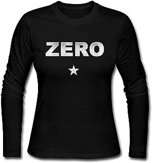 Women's The Smashing Pumpkins Zero Logo My Reflection Long Sleeve T-shirt