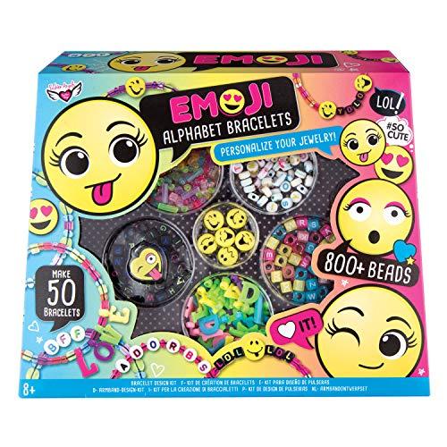 Fashion Angels Emoji Alphabet Bracelets Kit Craft Multi Brickseek