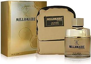 Jacques M. Millionaire For Men 100ml - Eau de Toilette