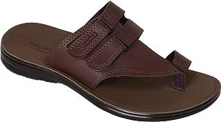 BATA Men Brown Slip On Chappal Sandal