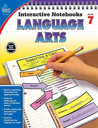 Language Arts, Grade 7 (Interactive Notebooks)