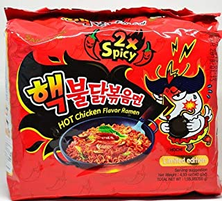 Best hek buldak noodles Reviews