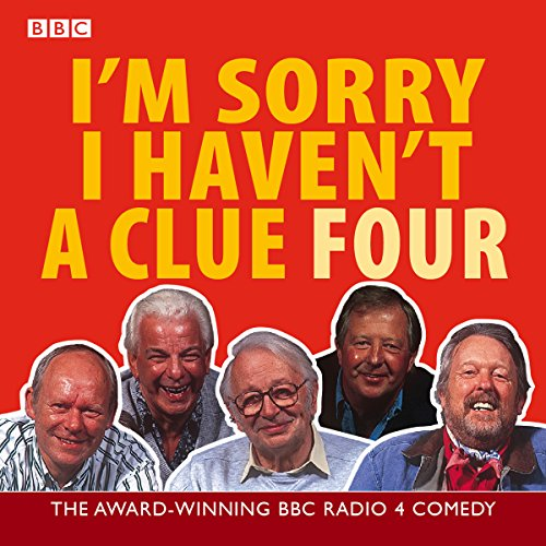 I'm Sorry I Haven't a Clue, Volume 4 audiobook cover art