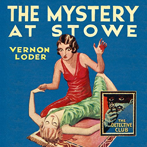 The Mystery at Stowe cover art