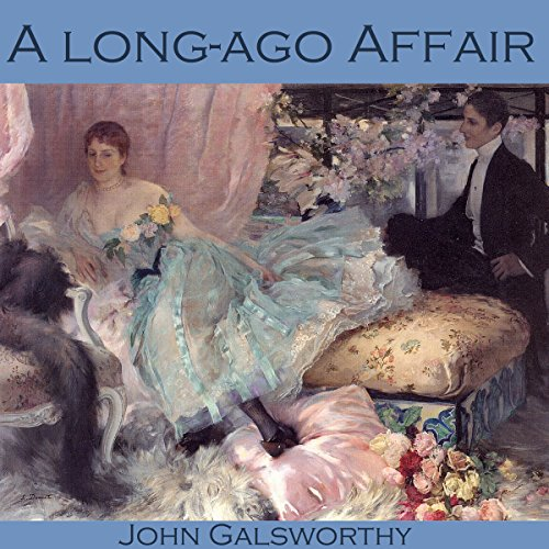 A Long-Ago Affair audiobook cover art