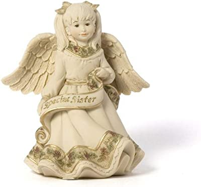 Sarah's Angels Tapestry Series Special Sister Figurine, 4-1/2 Inch