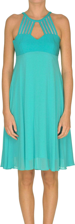 Nenette Women's MCGLVS0000005075E Light bluee Viscose Dress