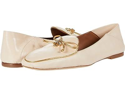Tory Burch 5 mm Charm Loafer (Dulce De Leche/Gold) Women