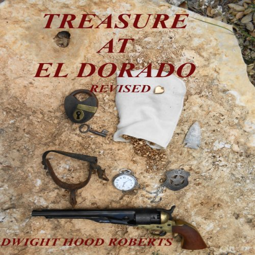 Treasure at El Dorado audiobook cover art