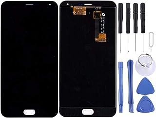 SHUHAN LCD Screen Phone Repair Part Metal LCD Screen and Digitizer Full Assembly for Meizu Meilan Mobile Phone Accessory