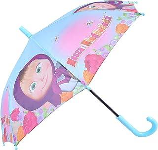 Ombrello Bambini Masha e Orso Unisex Multicolore Diametro 69 cm