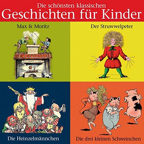 Die schönsten klassischen Kindergeschichten Titelbild
