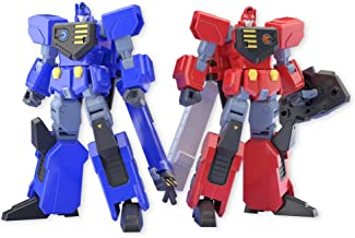 Bandai Shokugan Super Mini Pla The King of Braves GaoGaiGar Part 3 Model Kit