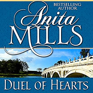 Duel of Hearts audiobook cover art