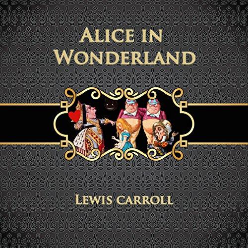 Couverture de Alice in Wonderland