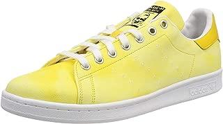 Men's Pharrell Williams PW HU Holi Stan Smith Collaboration Sneakers Yellow AC7042 US 12