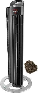 Vornado NGT33DC Energy Smart 33 Inches Tower Circulator, FA1-0055-06 (Complete Set), with Bonus Premium Microfiber Cleaner Bundle