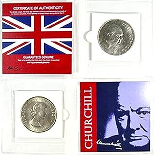 1965 churchill coin