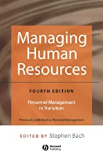Managing Human Resources: Personnel Management in Transition