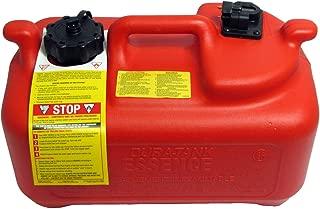 BRP Evinrude/Johnson Geniune Parts Dura Tank 6-Gallon Fuel Tank 5008623, 5008621