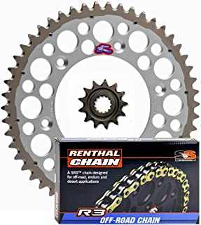 Best renthal chain and sprocket kit Reviews