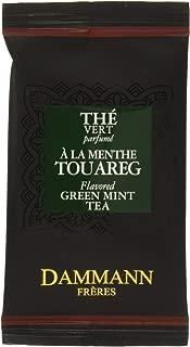 DAMMANN FRERESThe Vert a la menthe, Green Tea, 24 Cristal Teabags