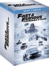 Fast and Furious - L'intégrale 8 films [Blu-ray + Copie digitale]