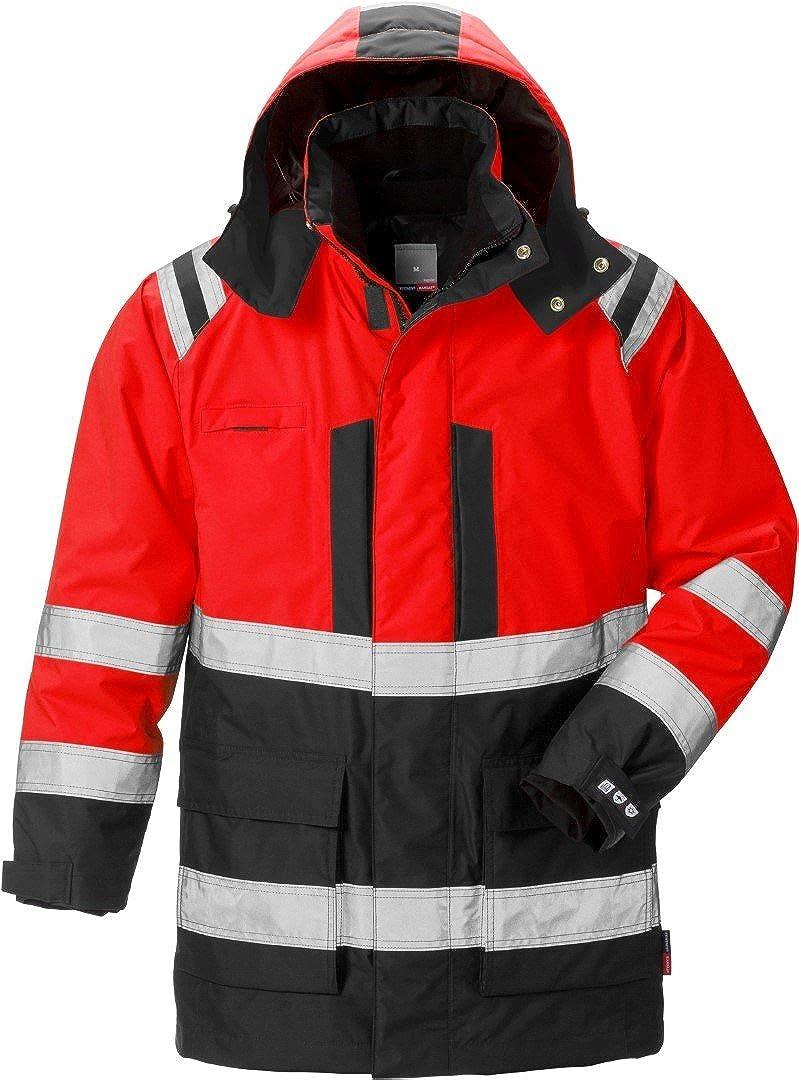 Fristads Kansas Workwear 119628 High Viz Airtech Winter Parka