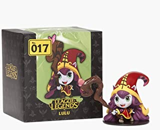 Pll LOL THE FAE SORCERESS Lulu It's been nice seeing you SUP Mage Popular and Lovely Cartoon Figure Gift Toy from LOL Game...