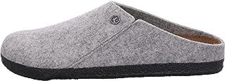 Birkenstock Men's Zermatt Standard Felt Open Back Slippers